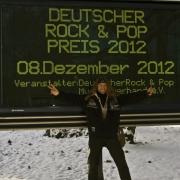 Sio Steinberger gewinnt beim Rock & Pop Preis 2012